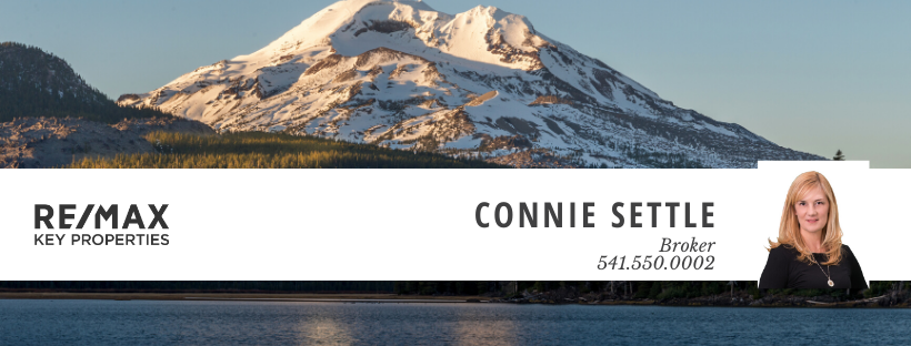 Connie Settle, Broker